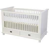 Kidsmill Shakery Cotbed with 2 Drawers