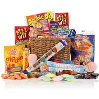 Virginia Hayward Tear & Share Retro Sweet Hamper