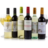 Virginia Hayward Six Wines In A Box Wine Gift