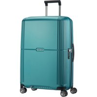 Samsonite Orfeo Aqua 75cm Large Spinner Suitcase, Aqua