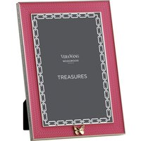 Wedgwood Treasures With Love Pink Butterfly Frame 4x6, Pink