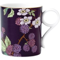Wedgwood Tea garden blackberry & apple mug, Black - Garden Gifts