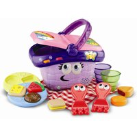Leapfrog Shapes and Sharing Picnic Basket - Leapfrog Gifts