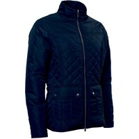 Abacus Holmen Quilted Jacket, Blue