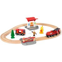 Brio Rescue Fire Fighter Set