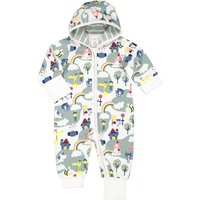 Polarn O. Pyret Baby Fairy Tale Overall With Hood, Cream - Fairy Gifts