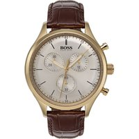 Hugo Boss Hugo Boss 1513545 Men`S Brown Watch, Grey