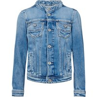 Pepe Jeans Girls Berry Signed Outerwear, Denim