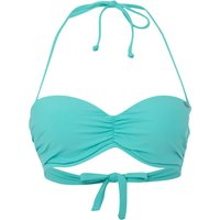 O'Neill Molded wire bandeau top, Green - Oneill Gifts