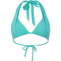 O'Neill Print moulded halter top, Green - Oneill Gifts