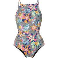 ONeill Rev High Neck Swimsuit, Black