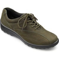Hotter Tone lightweight and long-lasting Shoes, Green