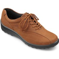 Hotter Tone lightweight and long-lasting Shoes, Tan