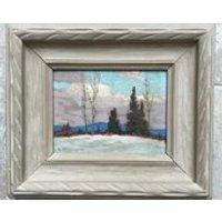 Joseph Roderick Stuart McCormick (19051992) Canadian artist oil painting assoc group of seven