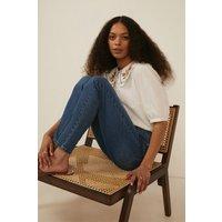 Womens Lily Organic High Rise Skinny Jean