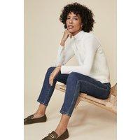 Womens Petite Organic Cotton Jegging