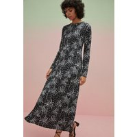 Womens The Wild Kind Scoop Back Trapeze Midaxi Dress