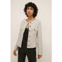 Mono Tweed Jacket