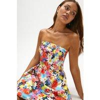 Coast Scuba Puff Ball Dress, Multi