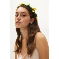 Coast Mini Floral Crown -, White