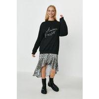 Coast Amour Paris Sweatshirt -, Black