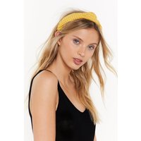 Check You Out Knot Headband