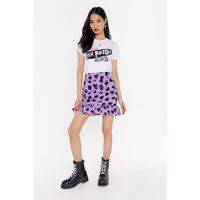 A Heart Like Mine Ruched Mini Skirt