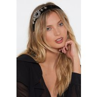 Embellish The Moment Pearl And Diamante Headband