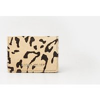 Card Holder Leopard, Leopard
