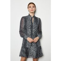 Leopard Print Dress Multi, Multi