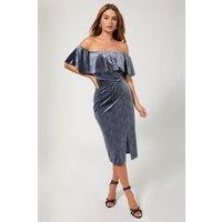 Women's Girls On Film Multi Knit Bodycon Dress - 8