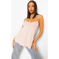 Womens Basic Swing Cami - pink - 12, Pink