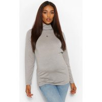 Womens Maternity Roll Neck 2 Pack Top - multi - 10, Multi