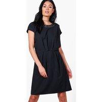 Embellished Dress - black