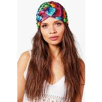 Multi Coloured Turban - multi