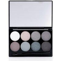 8 Shade Smokey Eye Palette - multi
