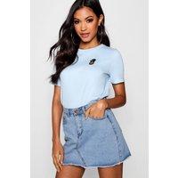 Pineapple T-Shirt - blue