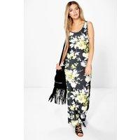Floral Maxi Dress - multi