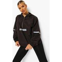 Womens Waterproof Technical Running Jacket - Black - Xs, Black