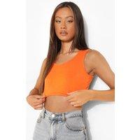 Womens Scoop Neck Barlet - Orange - 16, Orange