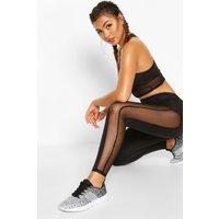 Womens Fit Contour Waist Gym Legging - Black - 6, Black