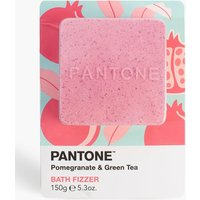 Womens Bubble T Pantone Bath Fizzer Pomegranate - Pink - One Size, Pink