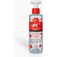 Womens Yes To Tomatoes Micellar Cleansing Water - red - One Size, Red