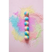 Womens Bubble T Rainbow Bath Fizzer 150g - multi - One Size, Multi