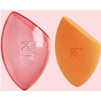 Womens Real Techniques Complexion Sponge & Case - Orange - One Size, Orange