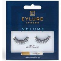 Womens Eylure Volume Lashes 101 - Black - One Size, Black
