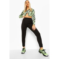 Womens Basic Joggers - Black - 10, Black