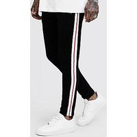 Pantalones de correr cortos skinny con