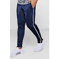 Pantalones de correr skinny en tricot