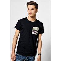Pocket T-Shirt - black
